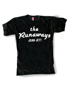 THE RUNAWAYS - Joan Jett T-Shirt Men