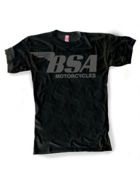 BSA - Motorcycles - Black