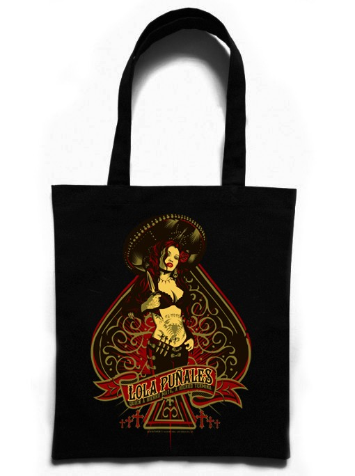 LOLA PUÑALES - Handbag