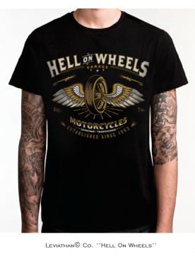 Hell On Wheels - Leviathan Co.