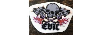 EVIL- Sticker