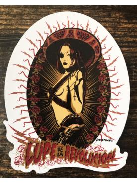 LUPE DE LA REVOLUCION - Sticker