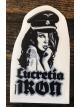 LUCRETIA IRON - Sticker