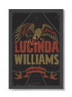 LUCINDA WILLIAMS - Poster