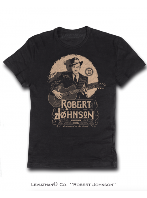 ROBERT JOHNSON - Vintage Men