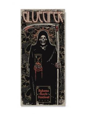 GLUECIFER Azkena - Poster