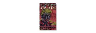MC50 - 50 TOUR ANNIVERSARY - Poster
