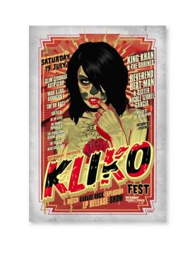 KLIKO Fest - 2014 - Red