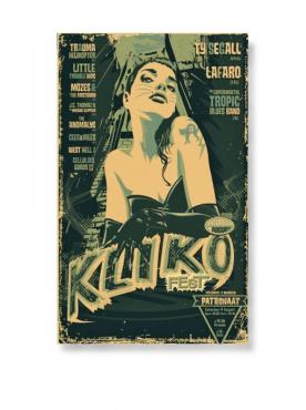 KLIKO FEST. 2012 - Poster