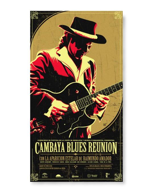Raimundo Amador - Cambaya Blues Reunion