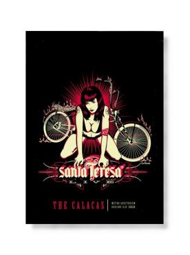 Santa Teresa - The Calacas
