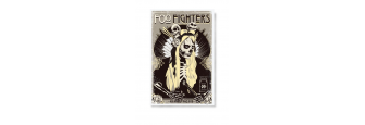 FOO FIGHTERS  - Poster - SOLD OUT