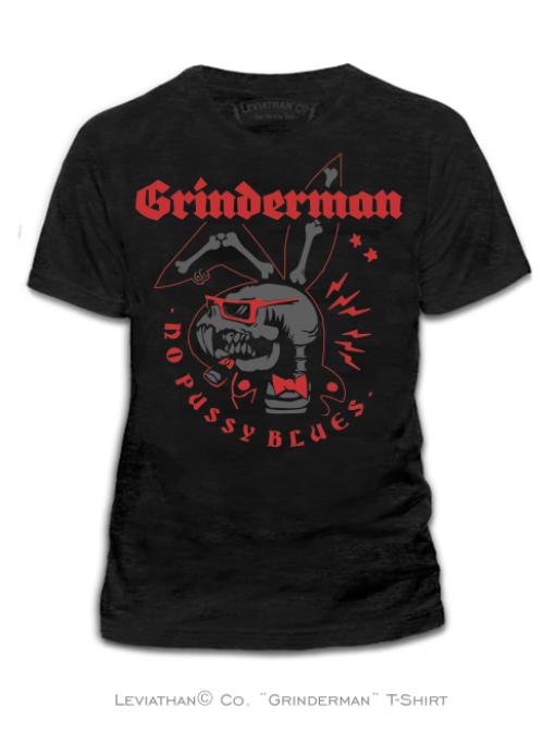 GRINDERMAN - Men T-Shirt