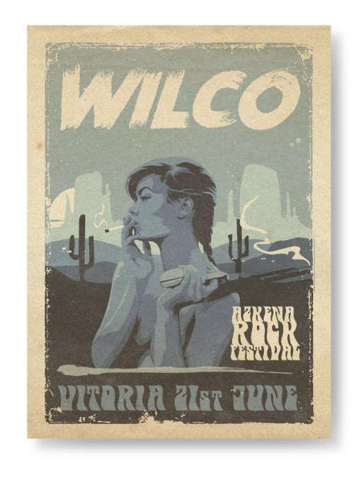 WILCO - Poster
