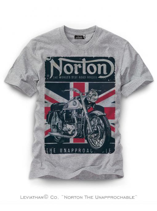 Norton British Machine - Men