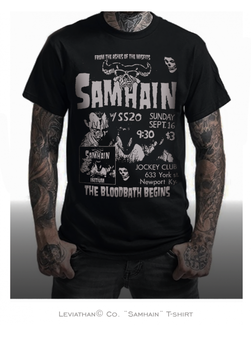 SAMHAIN - Men
