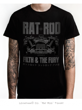 RAT ROD - Tshirt Men