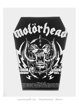 MOTÖRHEAD - Patch