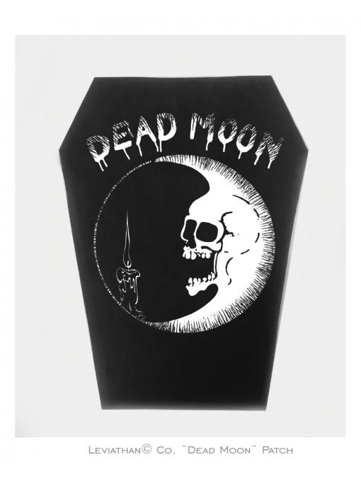DEAD MOON - Patch
