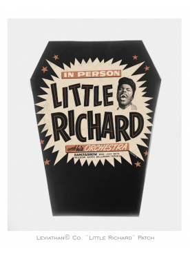 LITTLE RICHARD - Patch