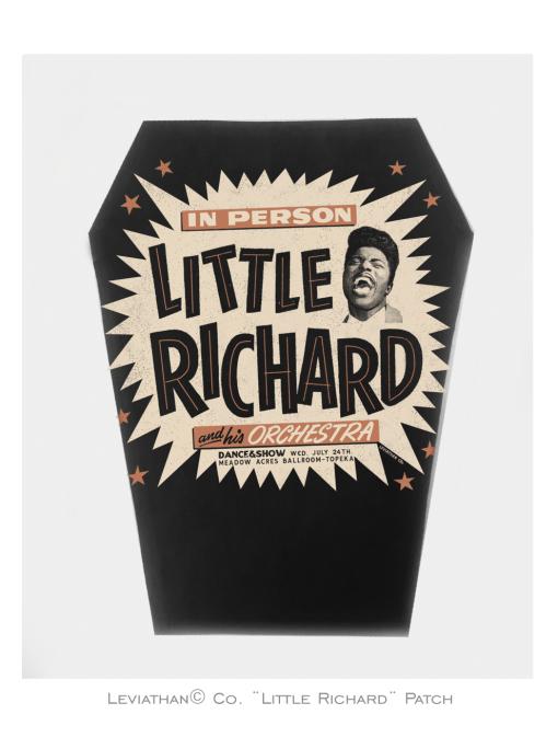 LITTLE RICHARD - Patch