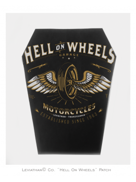 HELL ON WHEELS - Patch