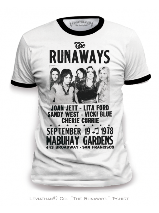 THE RUNAWAYS - Men