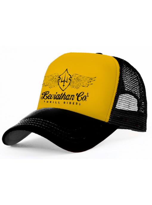 LEVIATHAN, Co. - B/Y Trucker Cap
