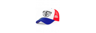HELL ON WHEELS - B/R Trucker Cap