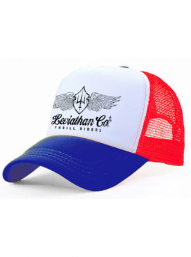 LEVIATHAN, Co. - B/R Trucker Cap