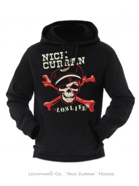 NICK CURRAN - Hoodie