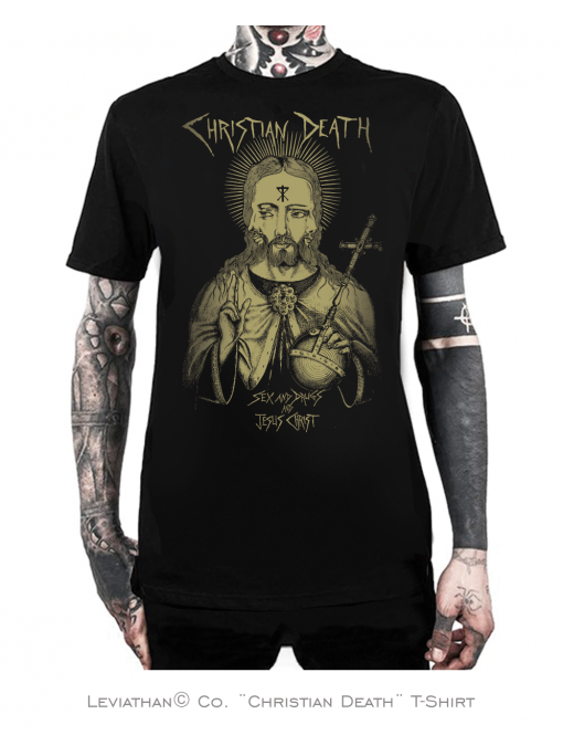 CHRISTIAN DEATH - Special Edition Men
