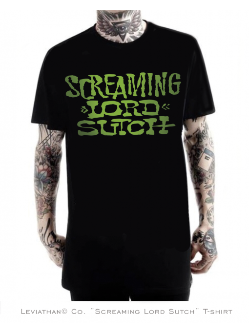 SCREAMING LORD SUTCH - Men T-Shirt