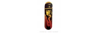 LUCRETIA IRON - Skateboard
