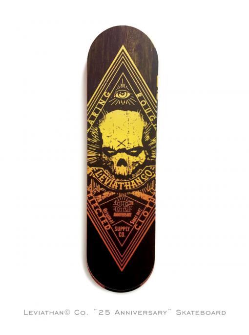 DARKNESSKULL 25th - Skateboard