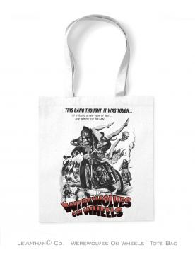 WEREWOLVES ON WHEELS - Tote Bag