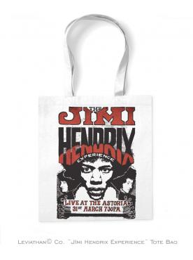 JIMI HENDRIX - Tote Bag