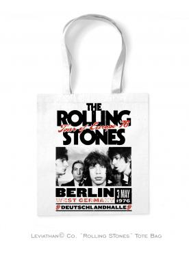 ROLLING STONES - Tote Bag