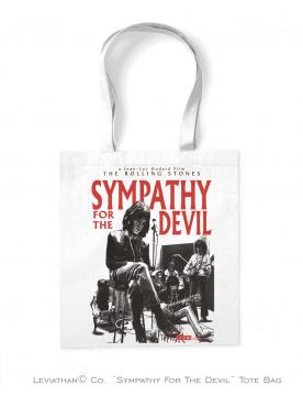 SYMPATHY FOR THE DEVIL - Tote Bag