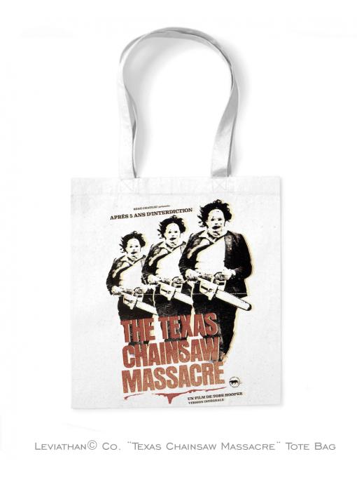 TEXAS CHAINSAW MASSACRE - Tote Bag