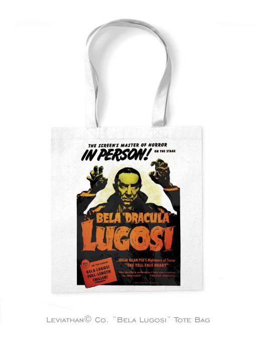 BELA LUGOSI - Tote Bag