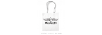 LEVIATHAN, Co. WHITE - Tote Bag