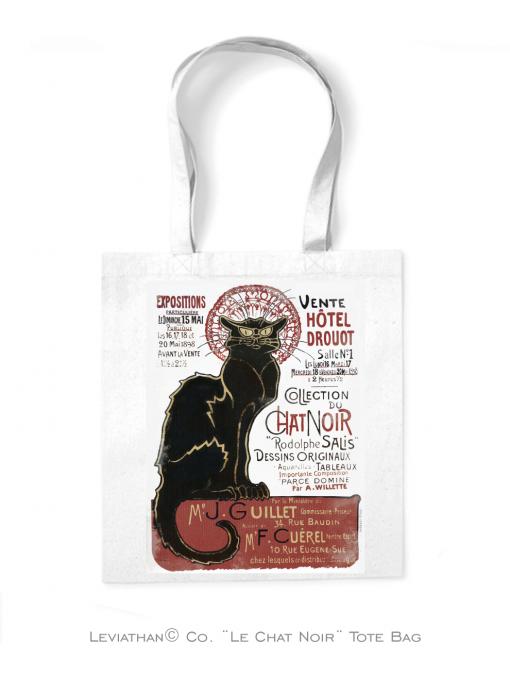 LE CHAT NOIR - Tote Bag