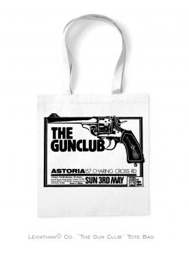 THE GUN CLUB - Tote Bag