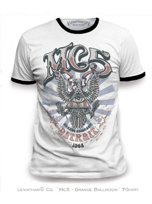 MC5 ★ Grande Ballroom - Men