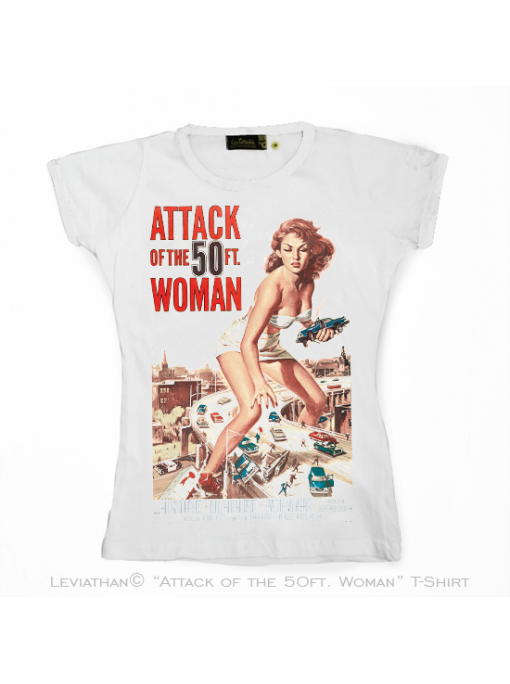 Attack Of The 50 Ft. Woman - Women