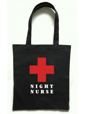 NIGHT NURSE - Tote Bag