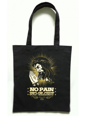 NO PAIN, NO GLORY - Handbag