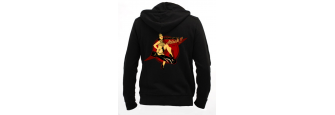 Bombshell Attack - Women - SOLD OUT - Zip Hoodie