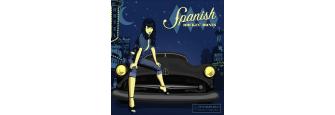 Spanish Rockin' Bones - LP Vynil